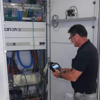 בדיקת איכות החשמל - אנלייזר
