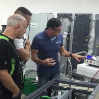בדיקת Ground BOND ו- HIGH POT לציוד חשמלי